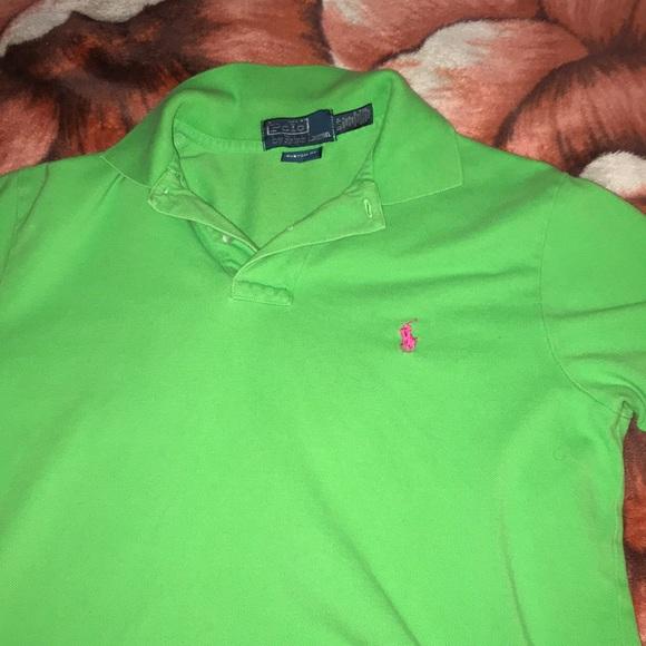 9c798e11 Polo by Ralph Lauren Shirts   Light Green Ralph Lauren Polo   Poshmark